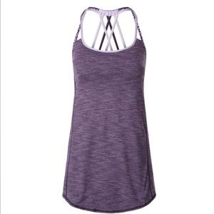 Lululemon Lighten Up Tank
